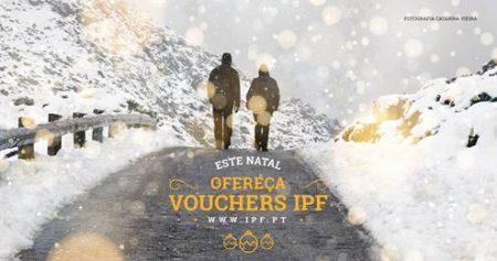 """Campanha de Natal – Presentes num """"click"""" com vouchers IPF!"""