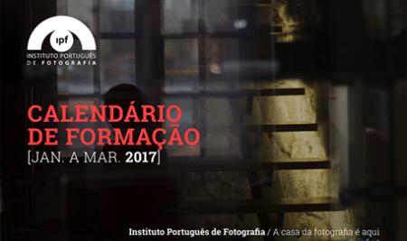 Calendário de Formação IPF Jan. a Mar. 2017