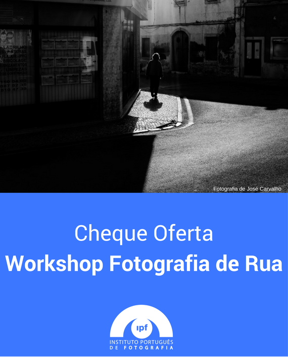 Workshop de Fotografia de Rua