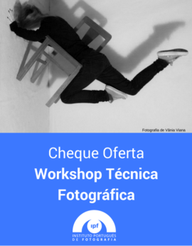 Voucher Workshop de Técnica Fotográfica