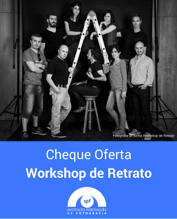 Workshop de Retrato (Porto)