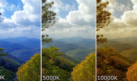 Balanço de brancos e temperatura de cor na fotografia