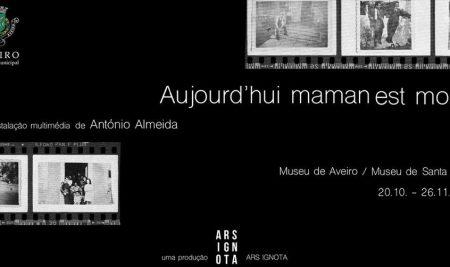 Antigos Alunos IPF: Exposição de António Almeida