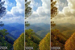 balanco de brancos e temperatura de cor na fotografia