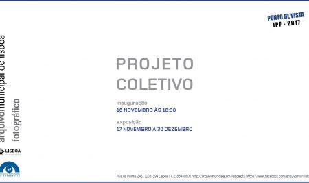 Exposição Projecto Colectivo