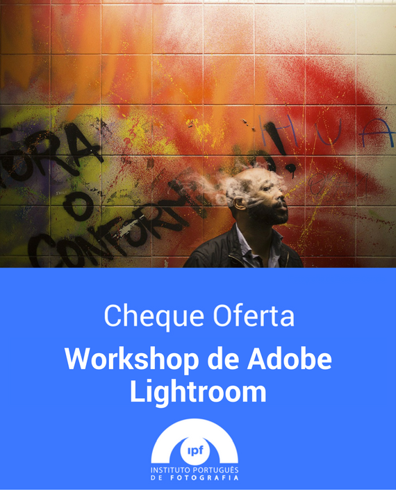 Voucher IPF Adobe Lightroom Porto
