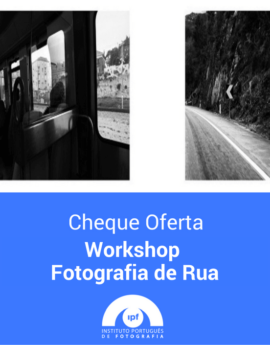 Voucher IPF Workshop Fotografia de Rua