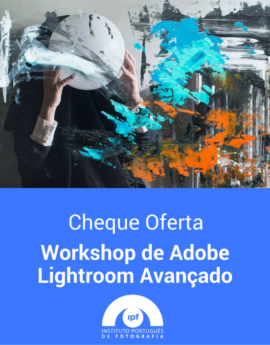Voucher IPF Workshop de Adobe Lightroom Avançado