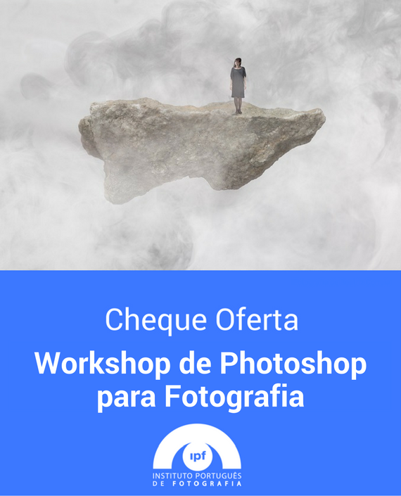 Voucher IPF Workshop de Photoshop para Fotografia