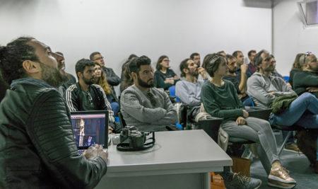 Gonçalo Villaverde no IPF Lisboa