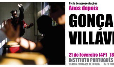 Palestras Anos Depois: Gonçalo Villaverde
