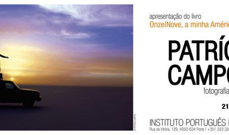 Apresentação do Livro de Patrícia Campos