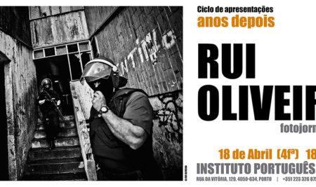 Anos Depois com … Rui Oliveira