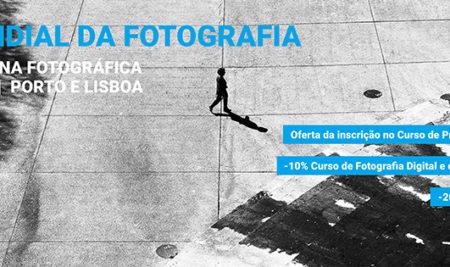 Descontos IPF no Dia Mundial da Fotografia 2018
