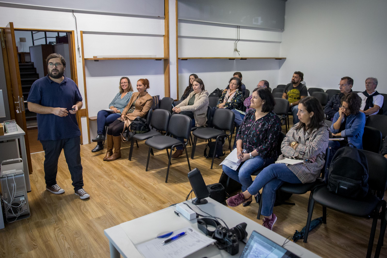 Entrevista do Formador Duarte Silva