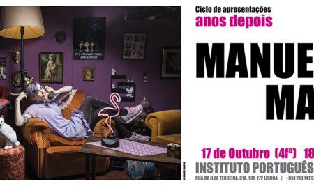 Anos Depois com Manuel Manso