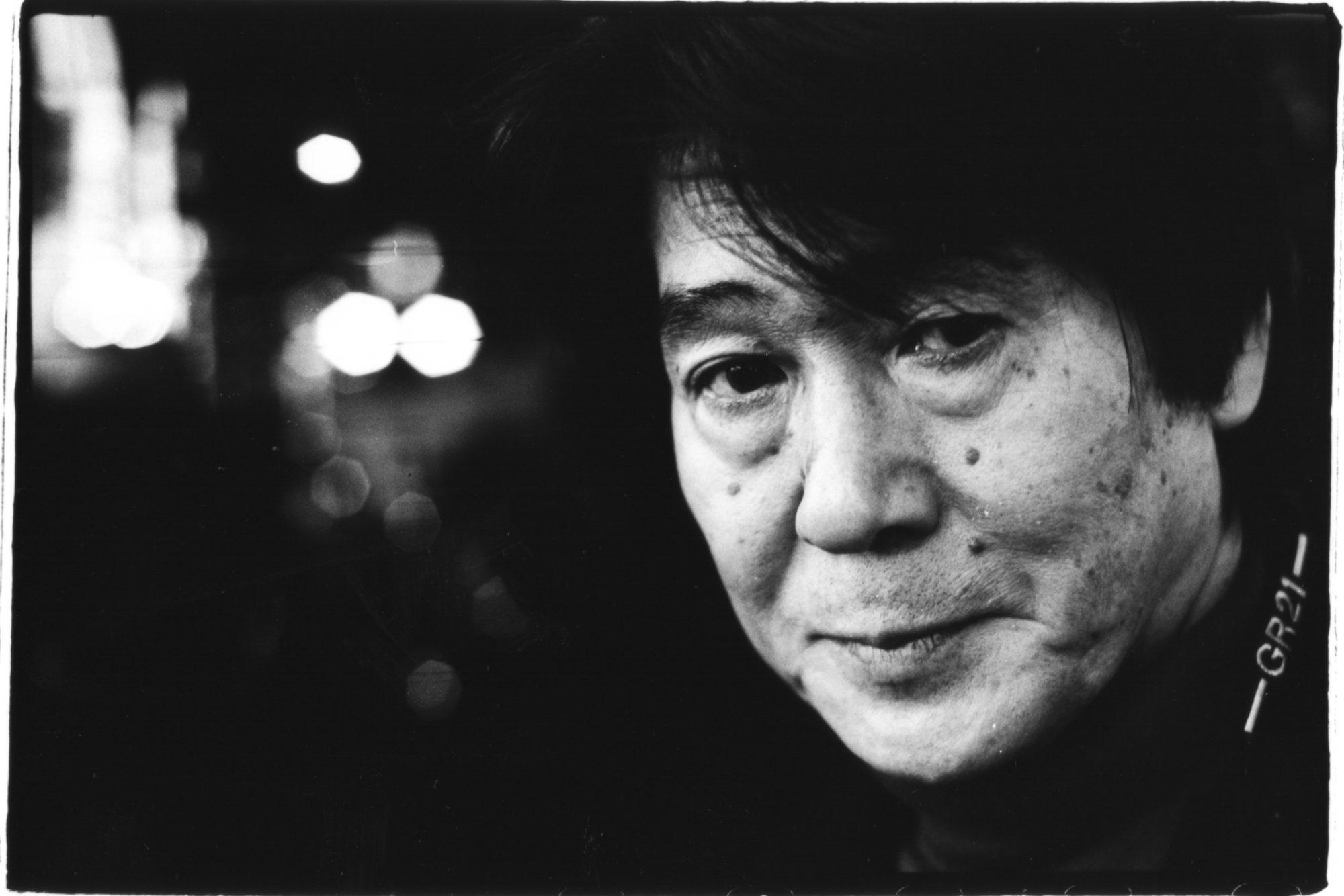 Retrato de Moriyama por Roland Hagenberg