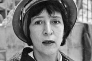 Retrato de Helen Levitt