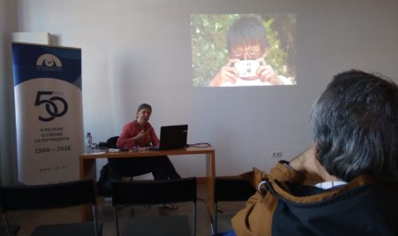 Eliane Velozo no IPF