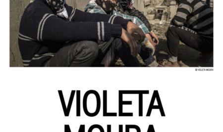 À conversa com… Violeta Moura