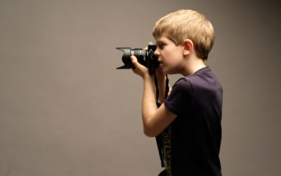 Workshop de Fotografia para Jovens – Nível I – Online