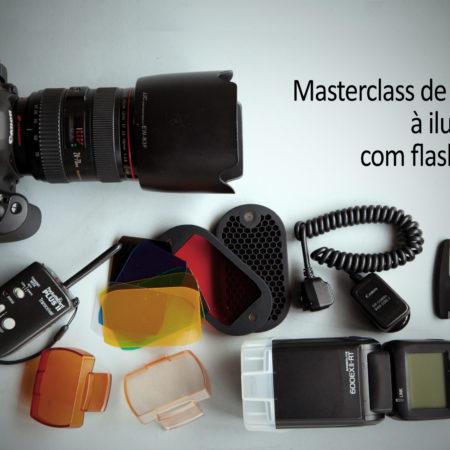 Masterclass de Flash Portátil – Iniciação – Online